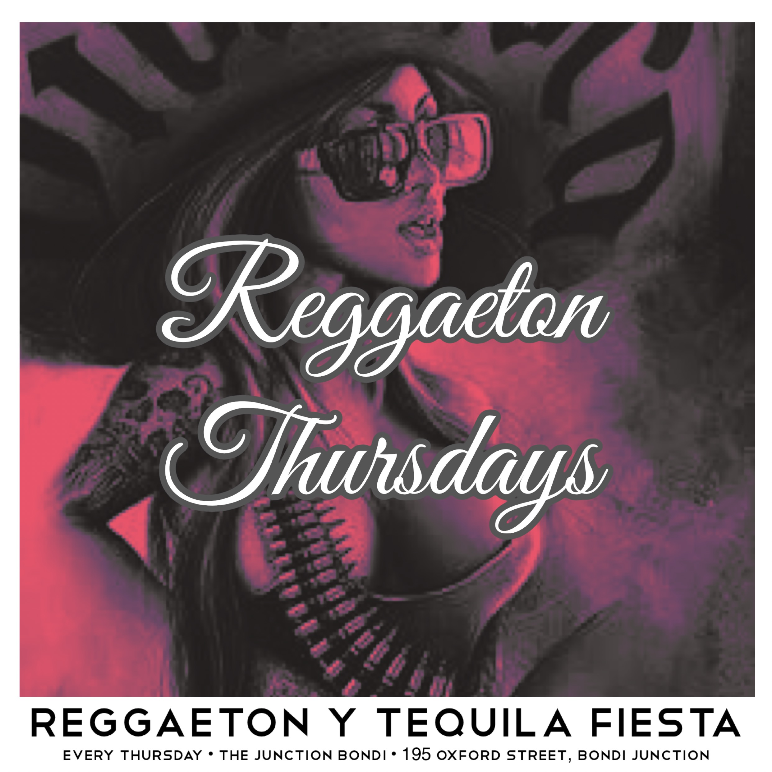 Reggaeton Thursdays – Sydney Latin Meet